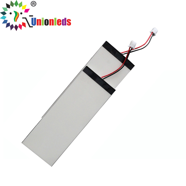 LED backlight with connectors design