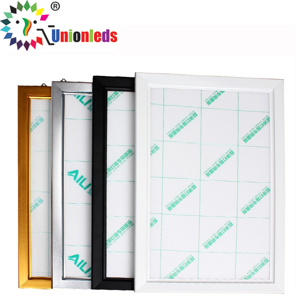 Colorful Aluminum Frame Light Box