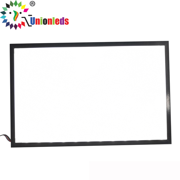 Super Slim Light Guide Panel with Black Trim