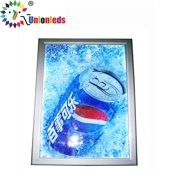 Advertising LED Light Box Design