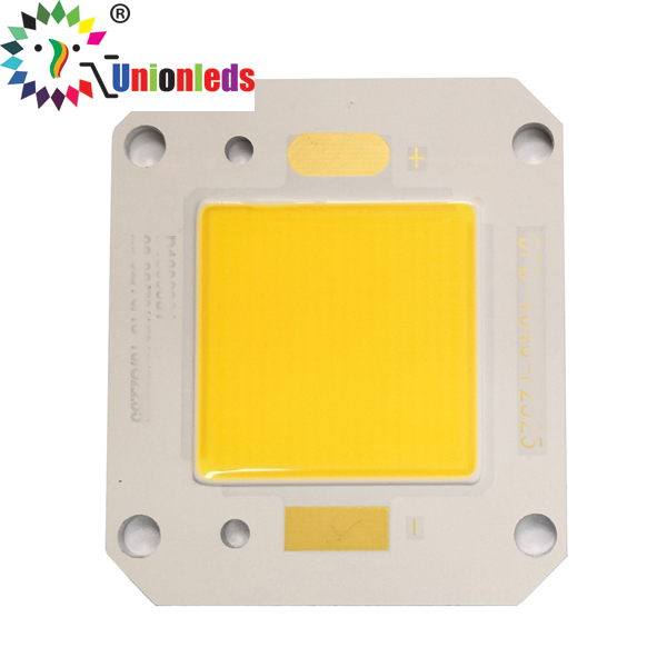 High Luminous 100W COB LED Chip