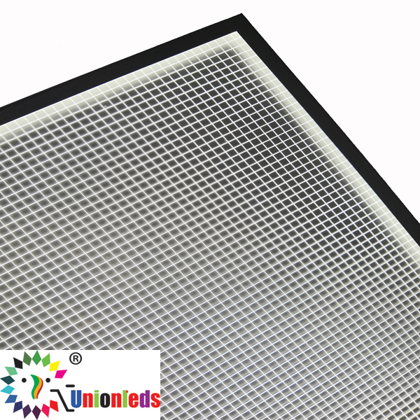 4000K frameless led panel light