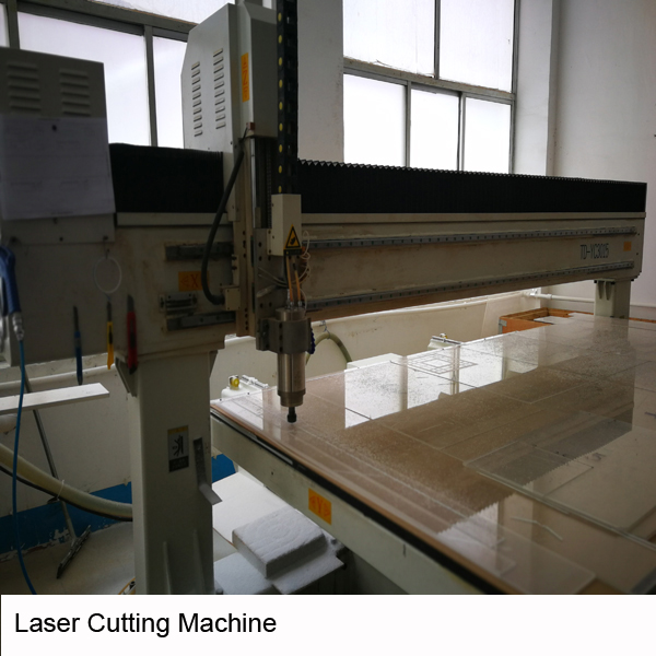 laser cutting machine for light guide panel