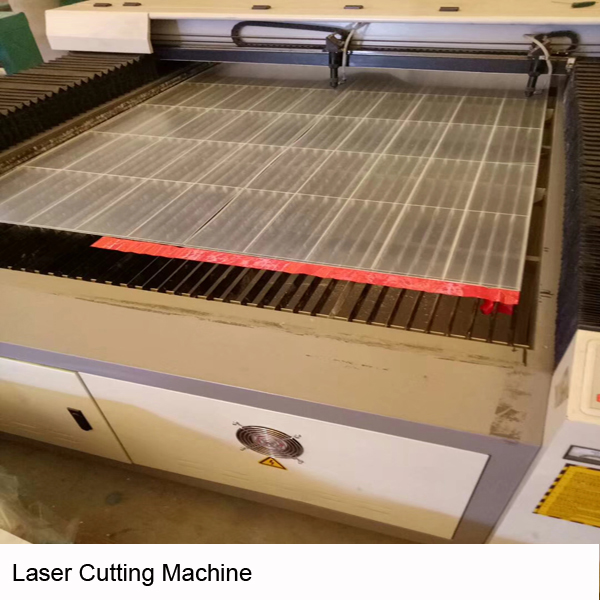 laser v cutting machine